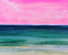 pink playa (AVAILABLE WORK)