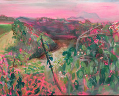 pink vista (AVAILABLE WORK)